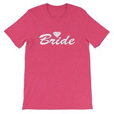 Bride - T-Shirt (Multi Colors)