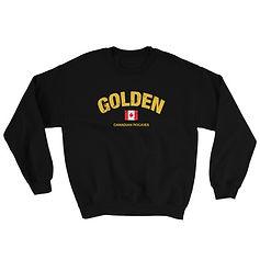 Golden British Columbia Canada - Sweatshirt (Multi Colors) The Rockies Canadian Rocky Mountains