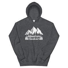 Adventure Seeker - Hoodie (multi Colors) The Rocky Mountains American Canadian Rockies