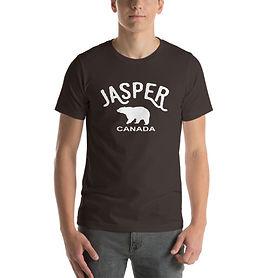 The Rockies Collection - Jasper Bear Alberta Canada - T-Shirt (Mu