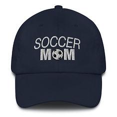 Soccer Mom - Baseball / Dad hat (Multi Colors)