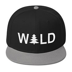 Wild - Snapback Hat (Multi Colors)