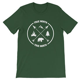 The Rockies Collection - True North - T-Shirt (Multi Colors)