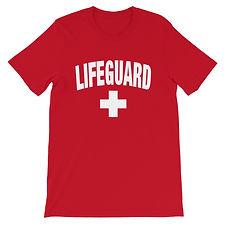 LIFEGUARD - T-Shirt (Multi Colors)