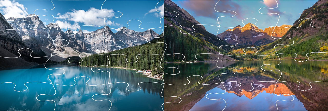 The Rockies collection community Puzzle