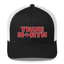 True North - Trucker Cap (Multi Colors) The Rockies Canadian Rocky Mountains