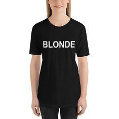 Blonde - T-Shirt (Multi Colors)