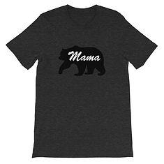 Mama Bear - T-Shirt (Multi Colors)