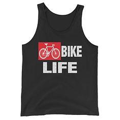 Bike Life - Tank Top (Unisex) (Multi Colors)
