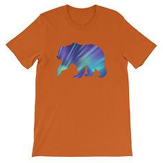 Aurora Bear - T-Shirt (Multi Colors)