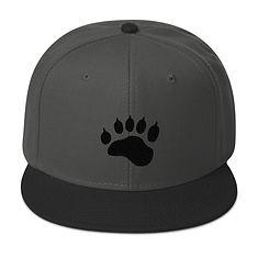 Bear Paw - Snapback Hat (Multi Colors)