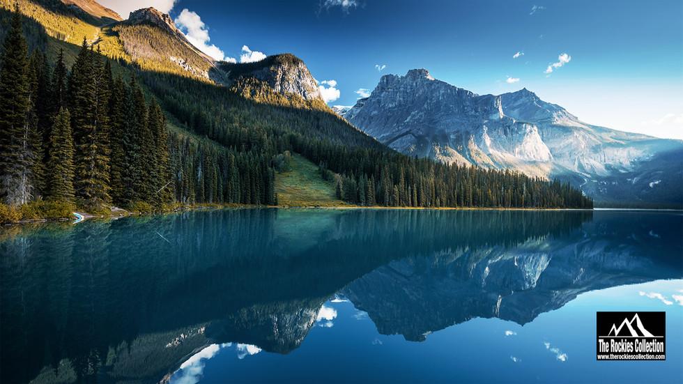 EMERALD LAKE - YOHO CANADIAN ROCKIES