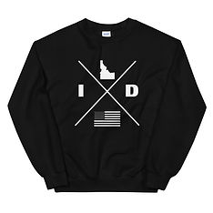 Idaho Lifestyle - Hoodie (Multi Colors) The Rockies American Rocky Mountains