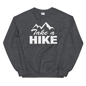 Take A Hike - Sweatshirt (Multi Colors)