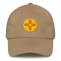 Taos New Mexico USA - Baseball / Dad hat (Multi Colors) The Rockies American Rocky Mountains