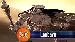 ilustración del Cacique Lautaro