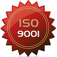 sello de certificación ISO 9001