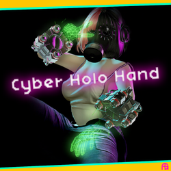 _AG_ Cyber Holo Hand AD