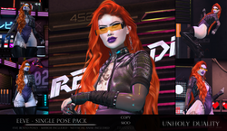 [UD] Eeve - Pose Pack AD[3926]