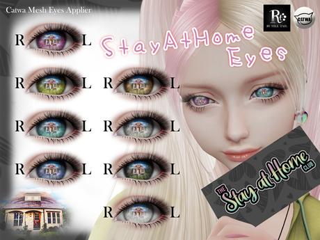 RUTILE TAIL - Catwa Mesh Eyes Applier