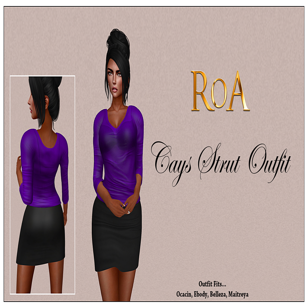 ROA Design - Cays Strut