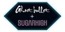 REGULAR - LOGO Ghost bullet + SUGARHIGH