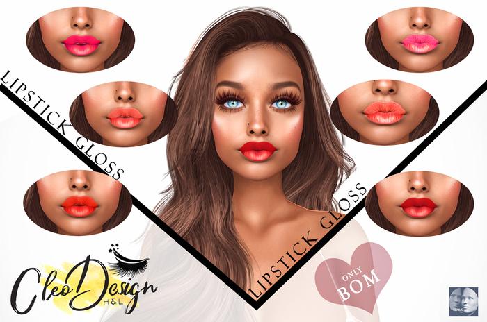 Cleo Design - Lipstick
