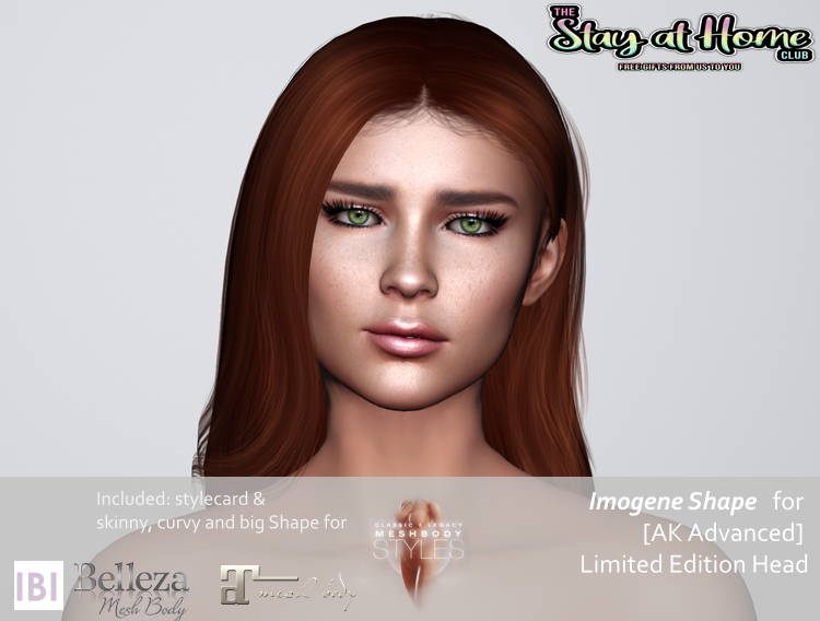 IBI Shapes - Imogene Shape for [AK Advanced]
