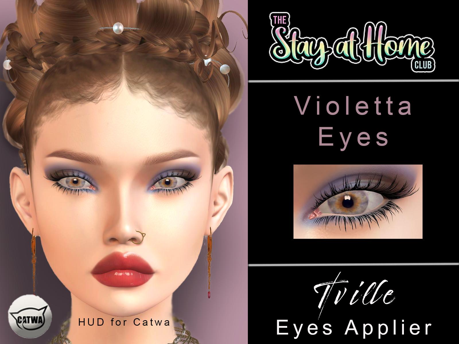 Tiville - Violetta Eyes Applier