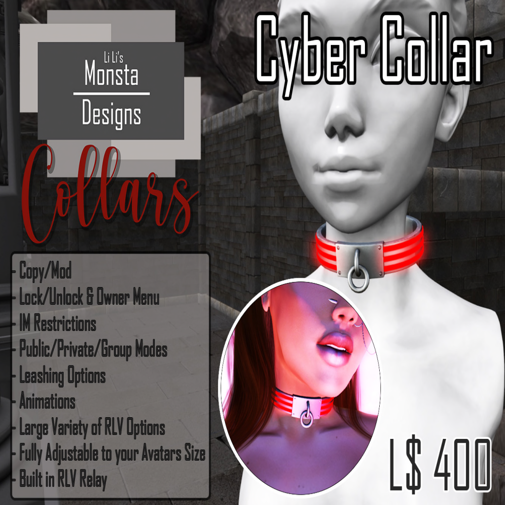 cybercollar