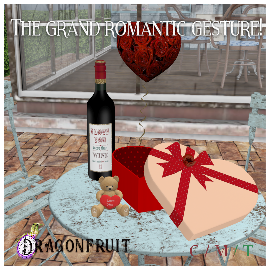 Dragonfruit - The Ultimate Romantic Gesture