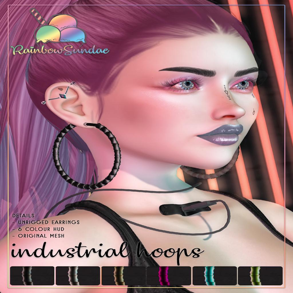 Rainbow Sundae #1