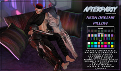Afterparty - Neon Dreams Pillow AD MP[39
