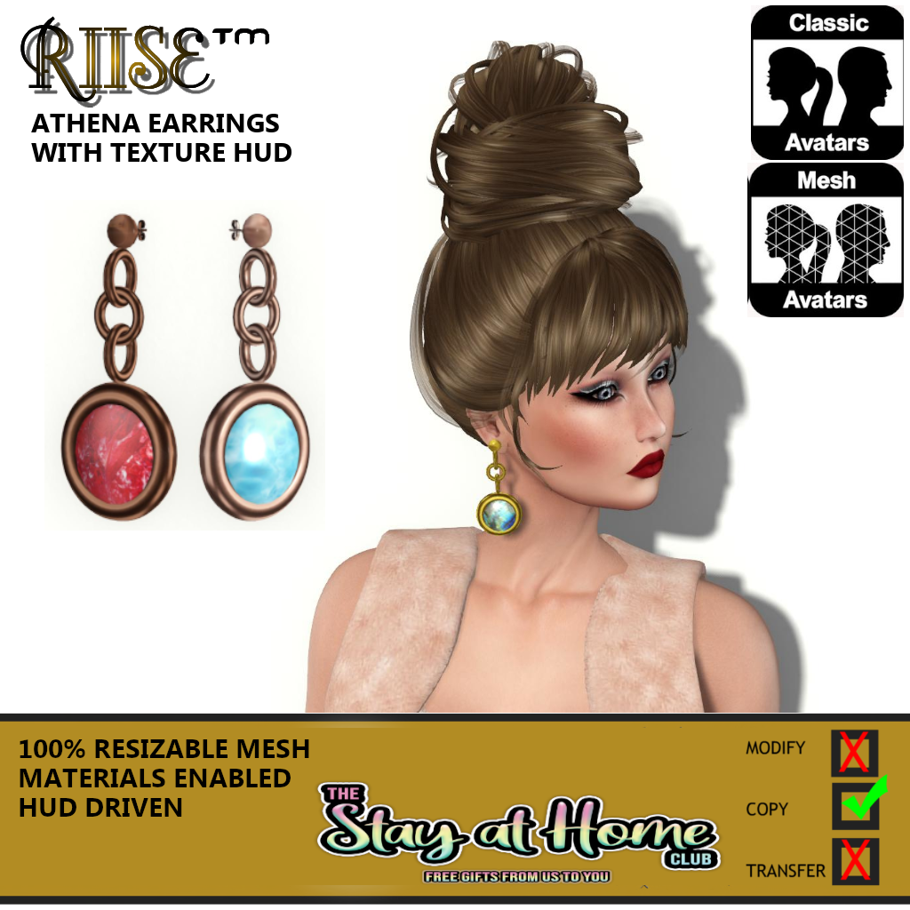 RIISE - Athena Earrings