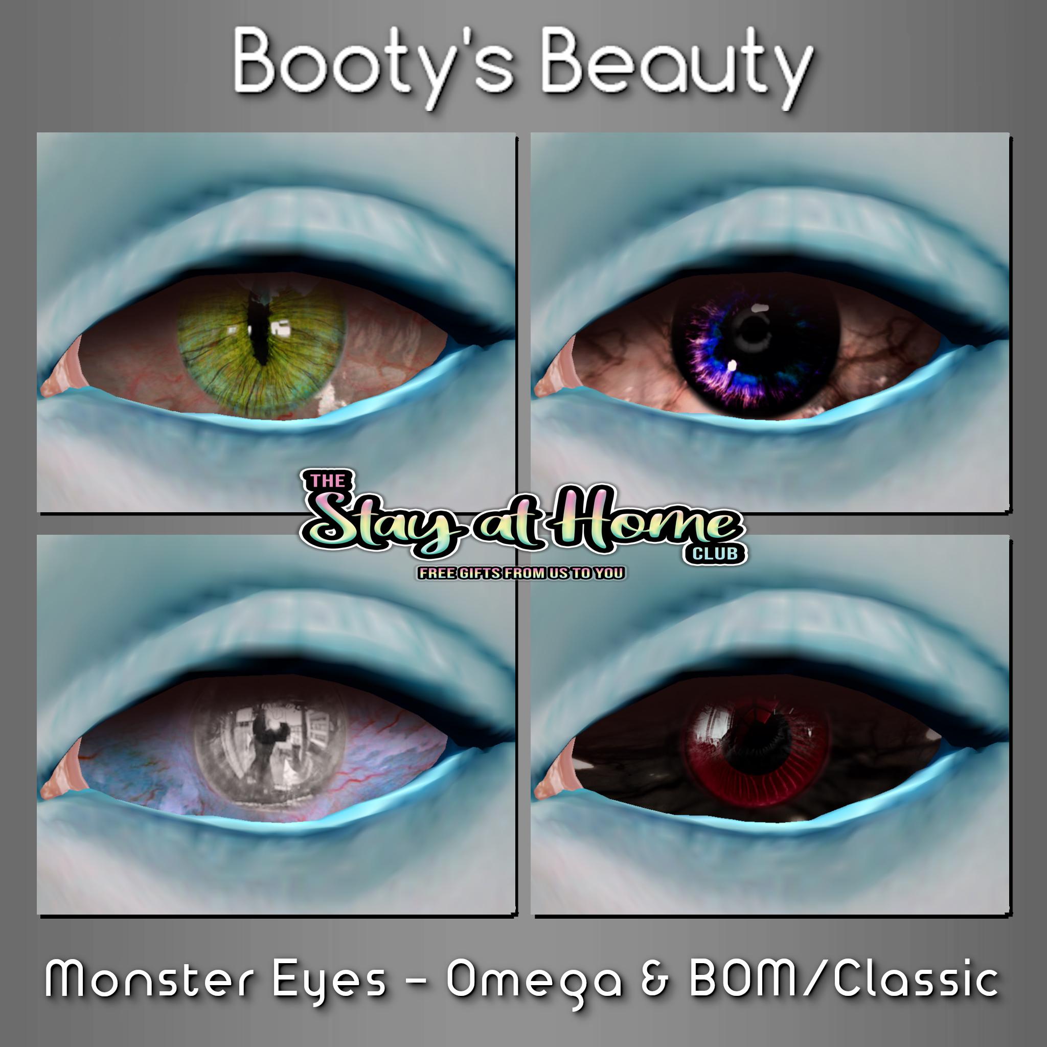 Booty's Beauty - Monster Eyes [BOM+Omega]