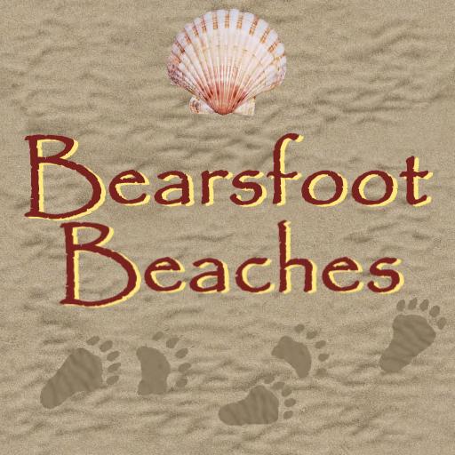 Bearsfoot Beaches Logo 2020