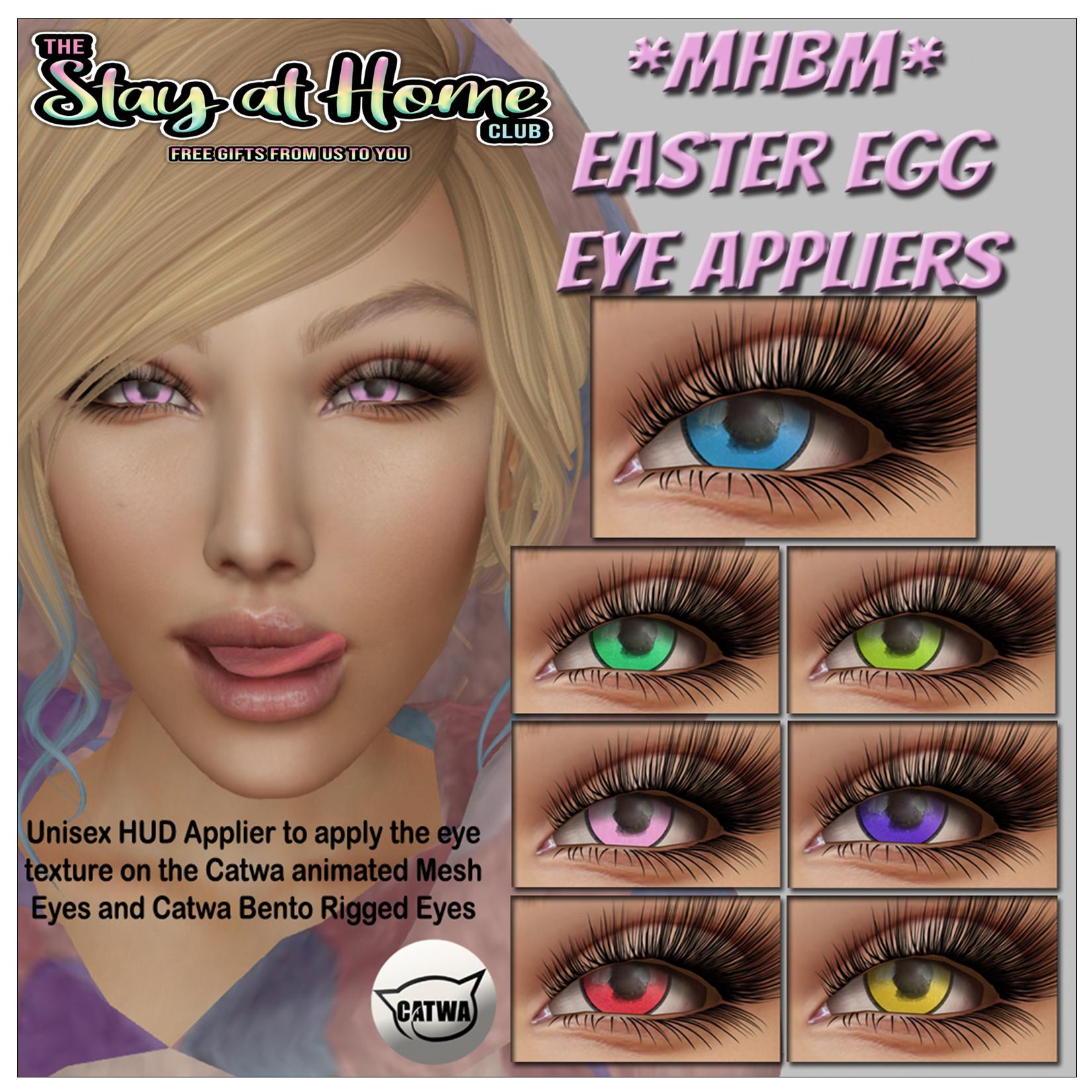*MHBM* - Easter Egg Eye Appliers