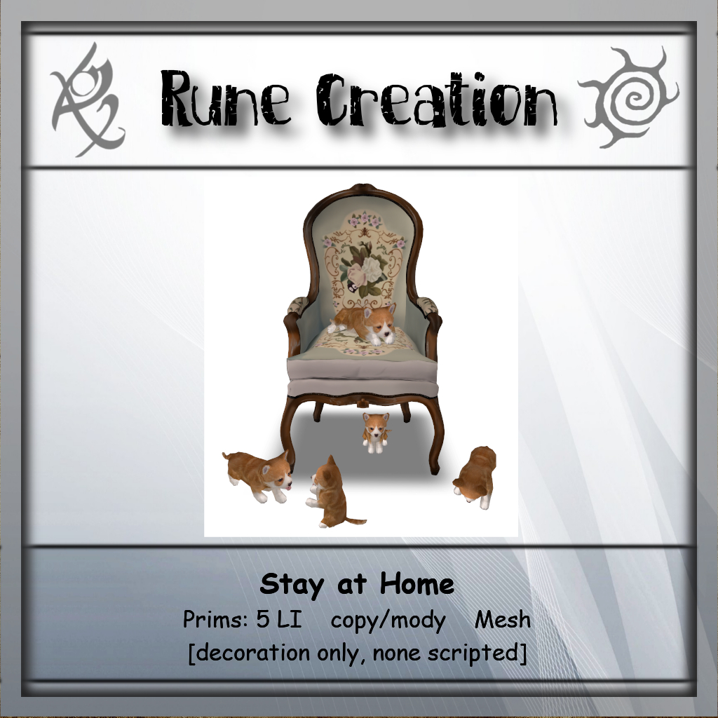 Rune Creation - Chair