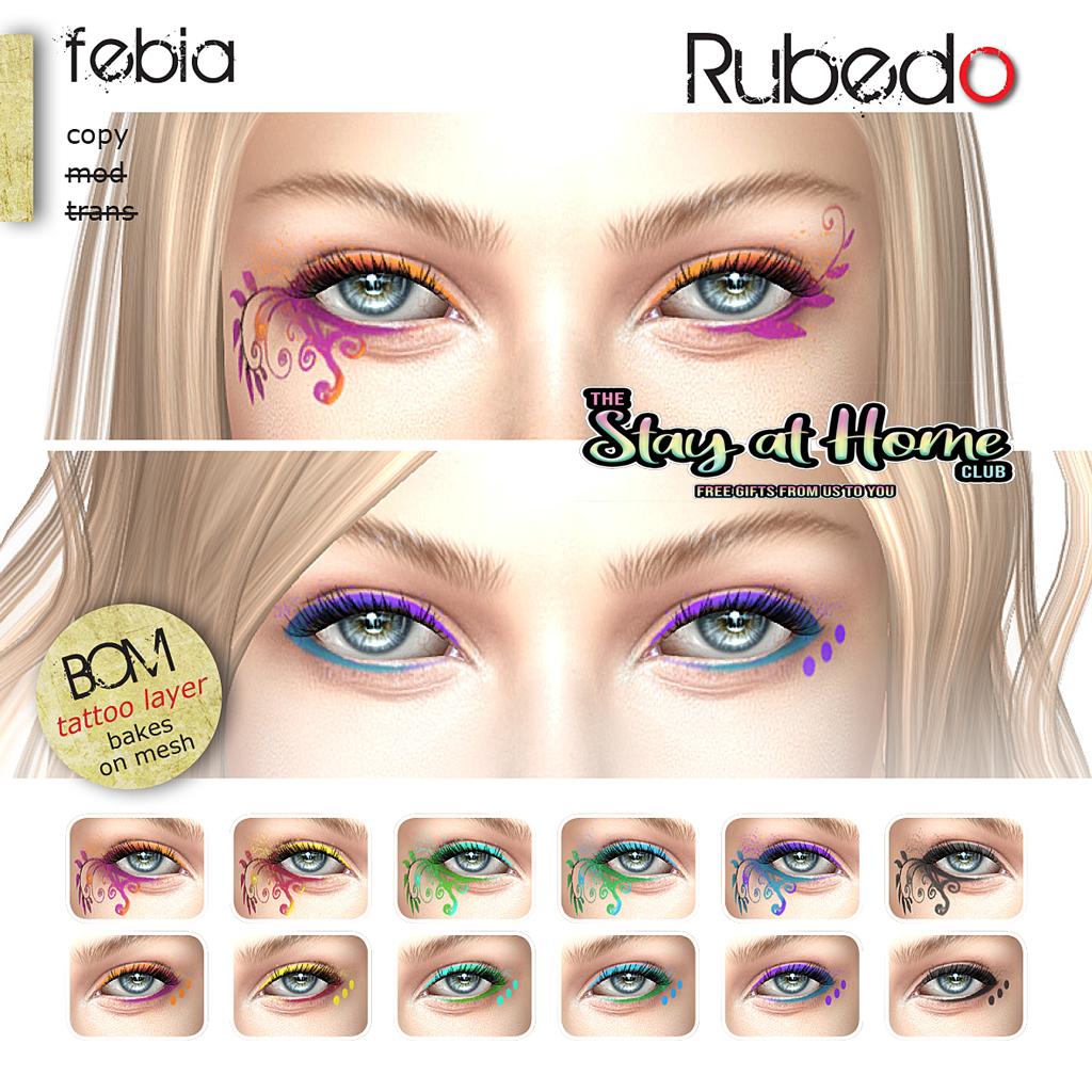 Rubedo - Makeup