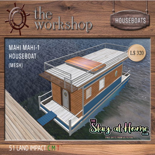 The Workshop - MAHI-HOUSEBOAT