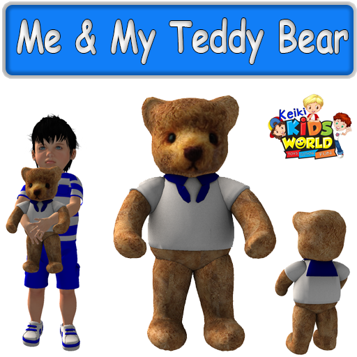 Keiki Kids World - Teddy Bear