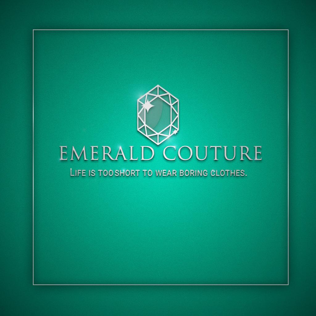 Emerald Couture