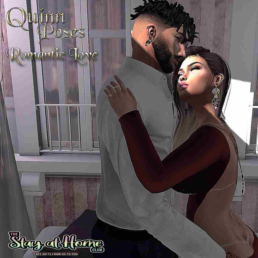 Quinn Poses - Romantic Love