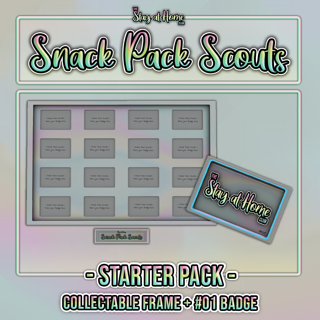 #01 Starter Pack