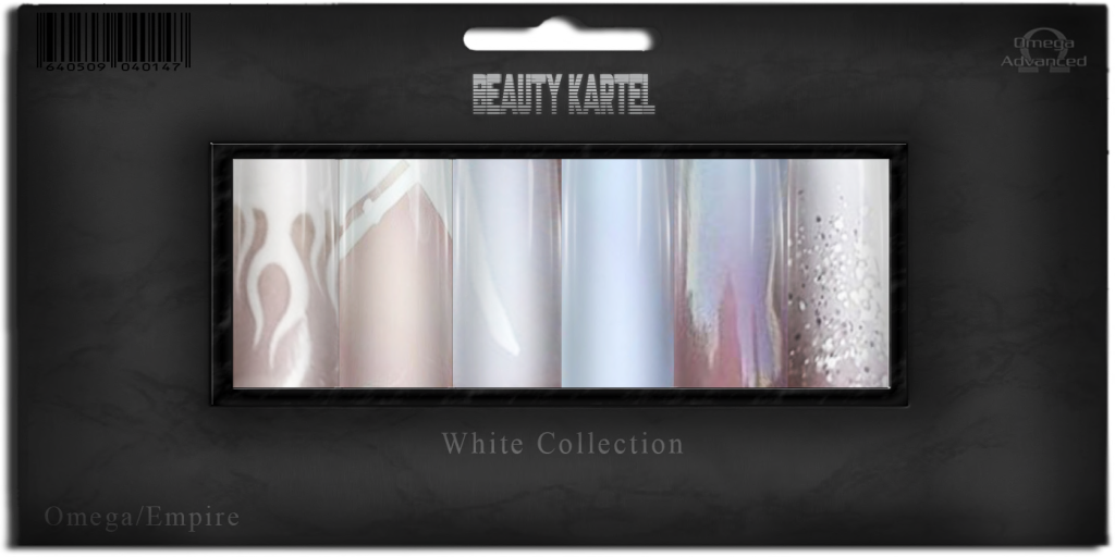 Beauty Kartel - White Collection
