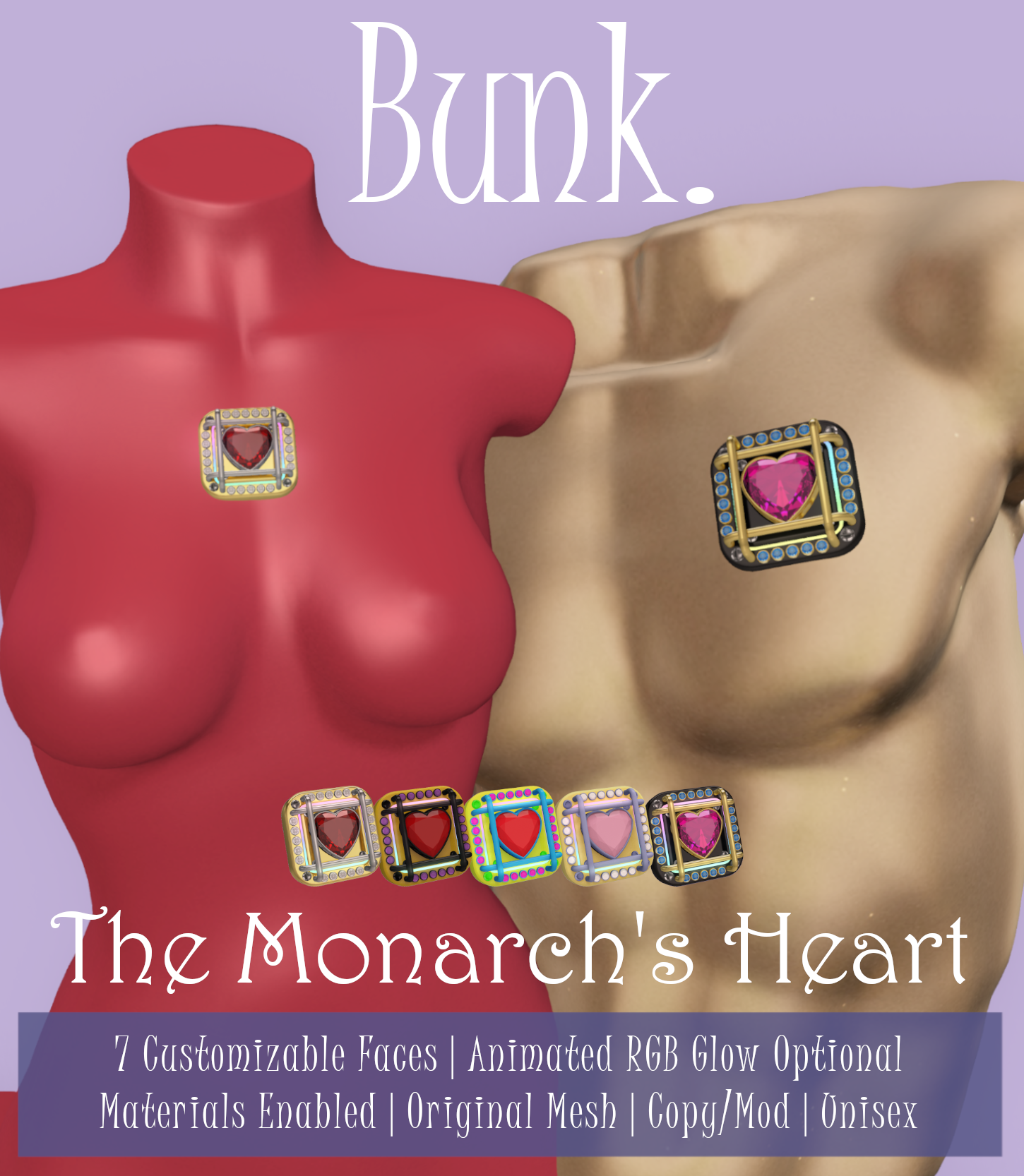 Bunk AD The Monarch_s Heart[3928]