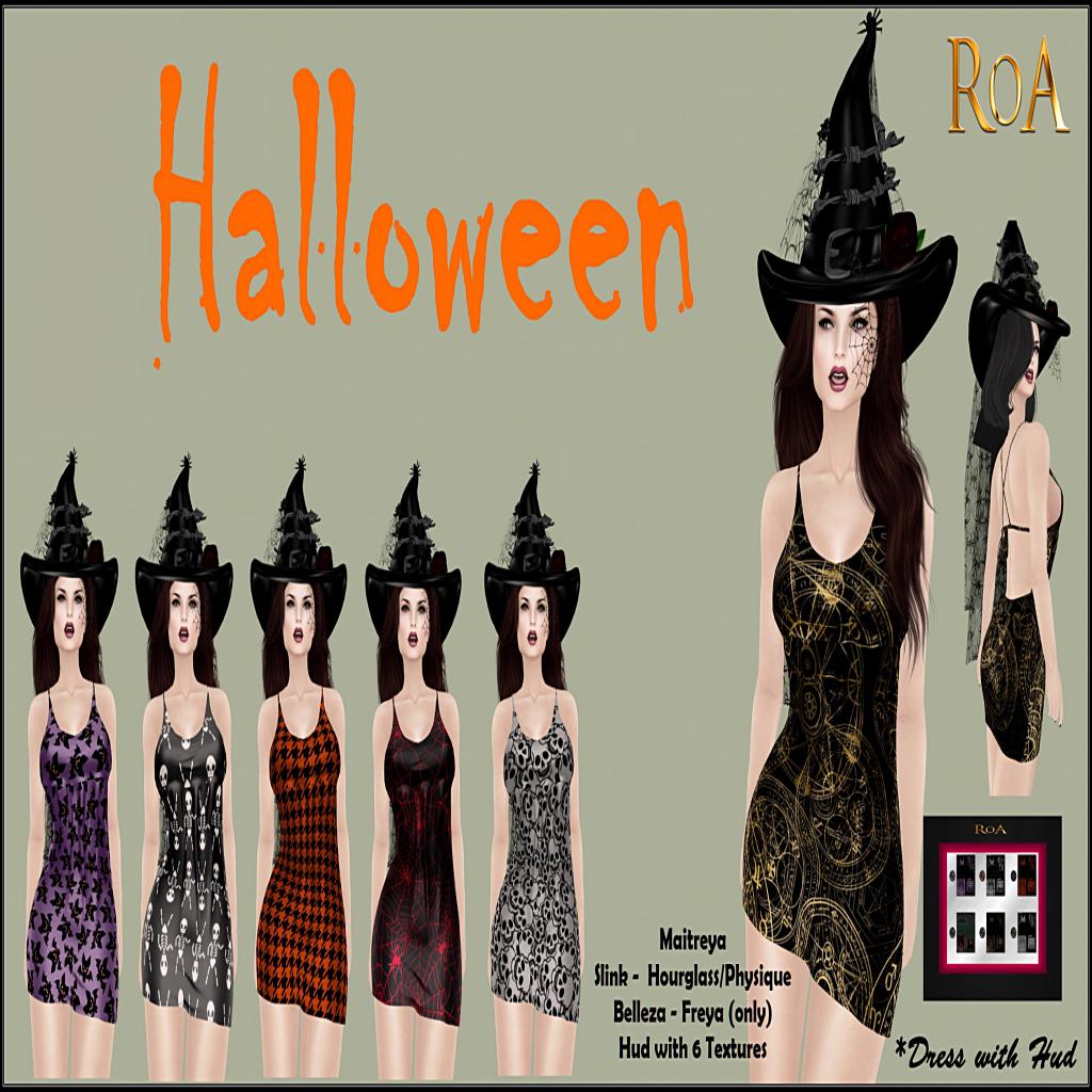 ROA Design - Halloween Dress