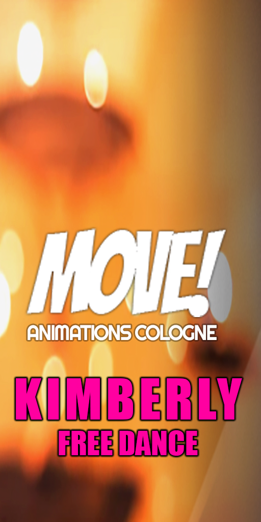 MOVE! Animations Cologne - Kimberly free dance