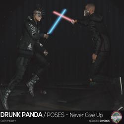 Drunk Panda #1