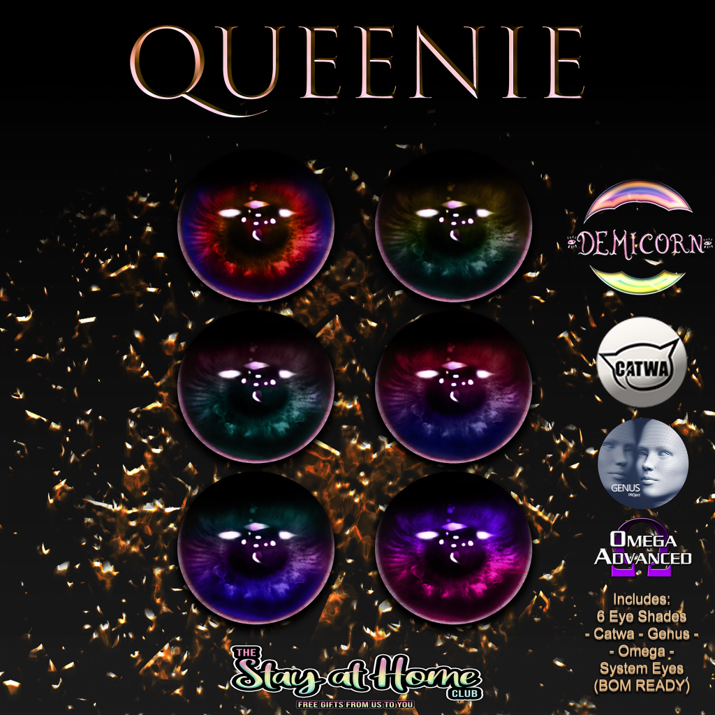 Demicorn - Queenie